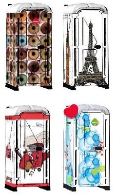 sebach top san il primo bagno chimico mobile igienizzato ad ogni uso grazie allo speciale dispositivo brevettato top san a nastro rotante inox